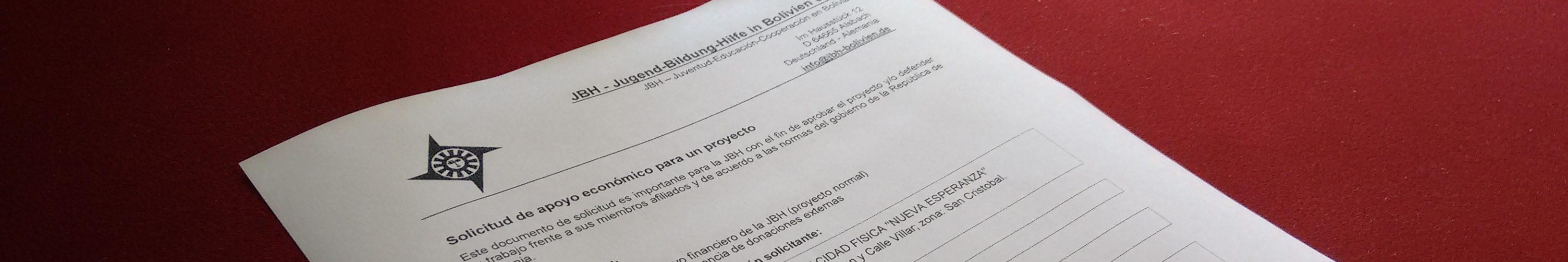 JBH Bolivien e.V.